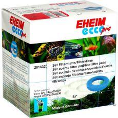 EHEIM set de medii filtrante pentru filtru Ecco Pro