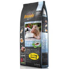 BELCANDO Puppy Gravy 12 + 3kg GRATIS