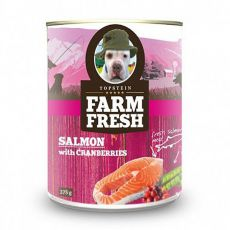 Farm Fresh - Salmon with Cranberries 375g