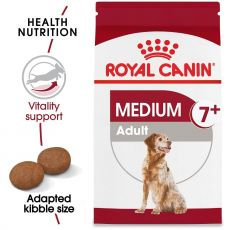 ROYAL CANIN MEDIUM ADULT +7 - 4 kg