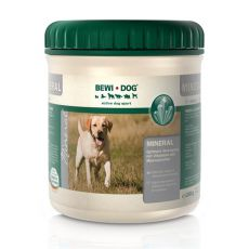 BEWI DOG MINERALE și VITAMINE - 1kg