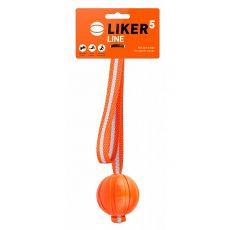 Jucărie  pe șnur, pentru câine LIKER Line 5cm