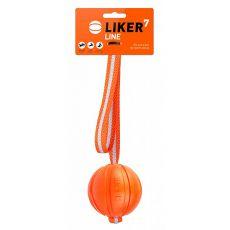 Jucărie  pe șnur, pentru câine LIKER Line 7cm