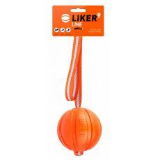 Jucărie pe șnur, pentru câine LIKER Line 9cm
