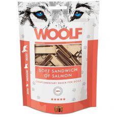 WOOLF  Sandwich moale cu Somon 100g