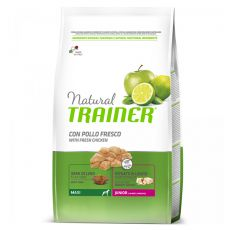 Trainer Natural Junior Maxi, cu pui 12kg