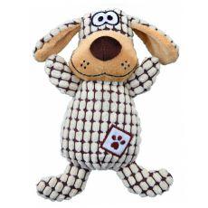 Jucărie pentru câine- cățeluș de pluș 26cm