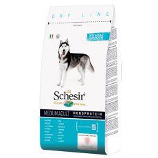 SCHESIR DOG Medium Adult Maintenance fish, 3kg