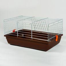 Cuşcă  pentru iepure si cobai - Rabbit 60 crom