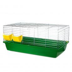Cuşcă pentru rozătoare Rabbit 100 crom