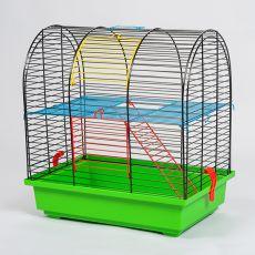 GRIM II color - Cuşcă pentru hamsteri