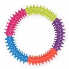 TPR jucărie dentară pentru câini - inel, 15cm