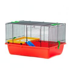 GINO TEDDY LUX color, cuşcă pentru hamsteri