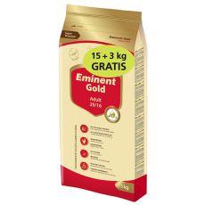 EMINENT GOLD Adult 15kg + 3kg GRATUIT