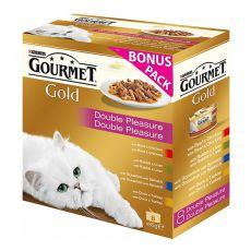 Conservă Gourmet GOLD - supă și bucăți pe grătar, 8 x 85 g