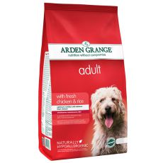 ARDEN GRANGE Adult with fresh chicken & rice 12 kg