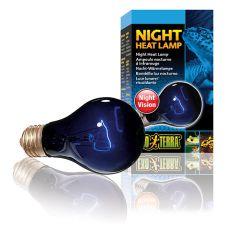 Lampă cu lumină de noapte EXOTERRA NIGHT HEAT LAMP 50W