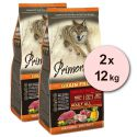 Primordial GF ADULT - bivol şi macrou 2 x 12 kg