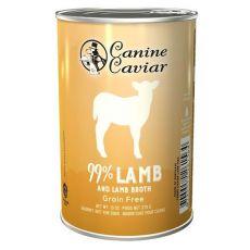 Conservă Canine Caviar LAMB Grain Free 375 g