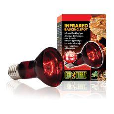 Lampă calorică cu unde infraroșii EXOTERRA INFRARED BASKING SPOT 75W