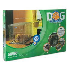 Cușcă pentru pisici și câini Dog Residence 107 x 71 x 81 cm