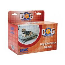Roţi pentru cuşca Dog Residence