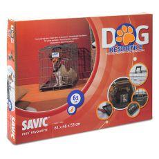 Cușcă pentru câini și pisici Dog Residence 61 x 46 x 53 cm