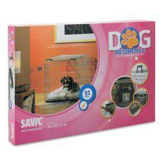 Cușcă pentru câini și pisici Dog Residence 91 x 61 x 71 cm
