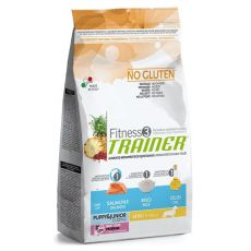 Trainer Fitness3 Puppy & Junior MINI - fish and rice 2 kg