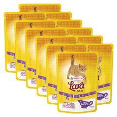 Lara Adult - carne de miel și pui în aspic 12 x 100 g