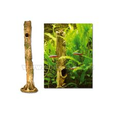 Ornament material ceramic – BAMBOO TREE TRUNK 21 x 2.5 cm
