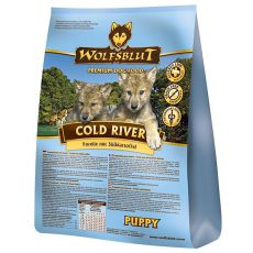 WOLFSBLUT Cold River Puppy 15 kg