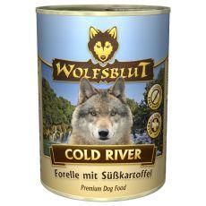 Conservă WOLFSBLUT Cold River, 395 g
