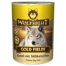 Conservă WOLFSBLUT Gold Fields, 395 g