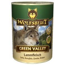 Conservă WOLFSBLUT Green Valley, 395 g