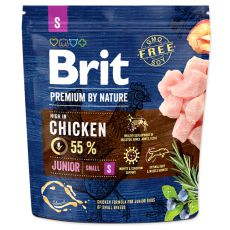 Brit Premium by Nature Junior Small 1 kg