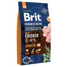 Brit Premium by Nature Senior Small a Medium 8 kg