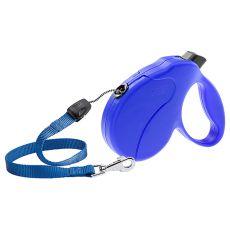 Zgardă Amigo Easy Medium până la 25 kg - 5 m de funie, albastră