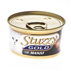 Conservă STUZZY Gold -carne de vită, 85g