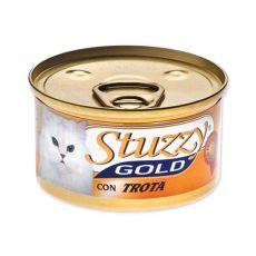 Conservă STUZZY Gold -păstrăv, 85g