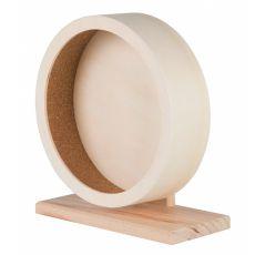 Carusel de lemn pentru rozatoare 21 cm