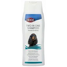 Șampon pentru câine 2in1, 250 ml