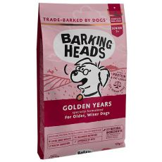 BARKING HEADS Golden Years SENIOR 12 kg