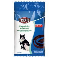 Zgardă antiparaziți pentru pisici 35 cm