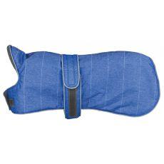 Haină de iarnă Trixie Belfort albastră, XS 30 cm