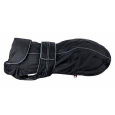 Haină pentru câine Trixie Rouen , neagră S 38 cm
