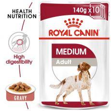 Pliculeț Royal Canin Medium Adult 140 g