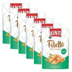 Săculeț RINTI Filetto pui + legume, 6 x 100 g