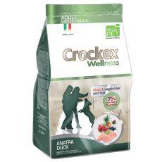 Crockex Adult rață și orez 12 kg