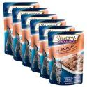 Stuzzy Speciality Cat - somon, 6 x 100 g